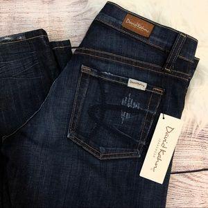 {NWT} •David Kahn• denim jeans